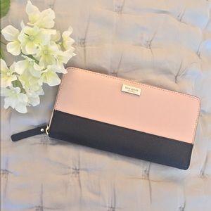 *NWT* Kate Spade Laurel Way Neda Leather Wallet